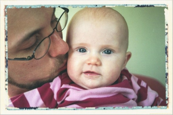 Zora and Daddy